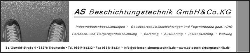 AS Beschichtungstechnik GmbH & Co KG