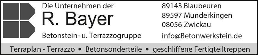 R. Bayer Betonsteinwerk GmbH