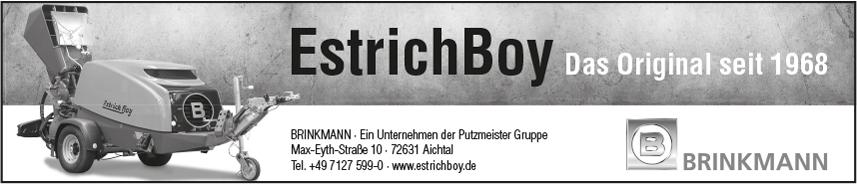 Putzmeister Mörtelmaschinen GmbH