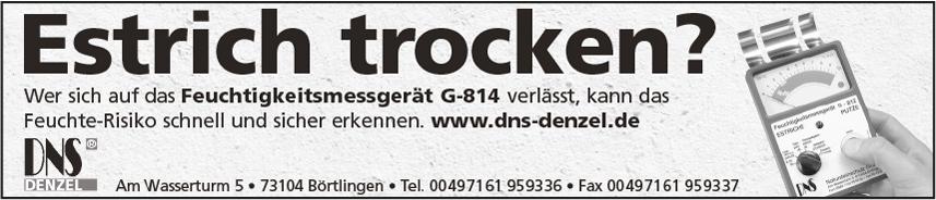 DNS-Denzel Natursteinschutz-GmbH