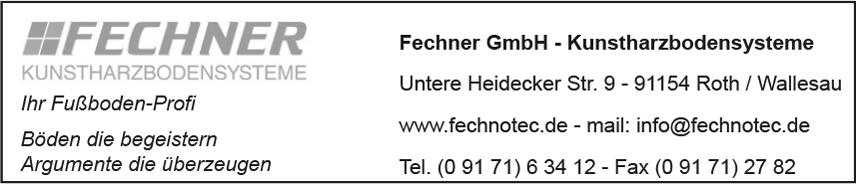Fechner Kunstharzbodensysteme GmbH
