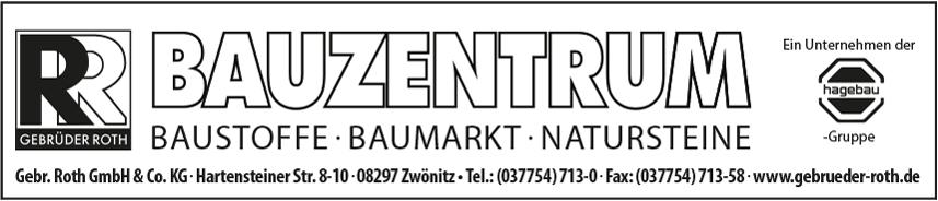 BAUZENTRUM Gebr. Roth GmbH & Co. KG