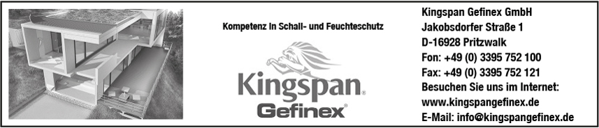 Kingspan Gefinex GmbH