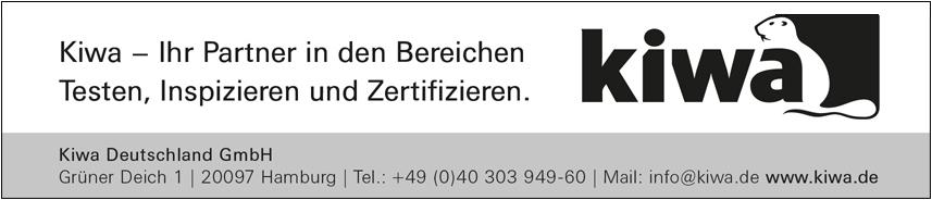 Kiwa Deutschland GmbH