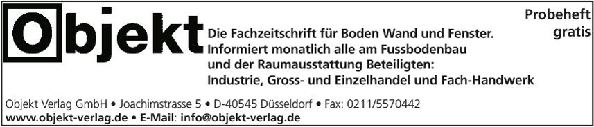 Objekt Verlag GmbH