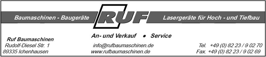 Ruf Baumaschinen GmbH