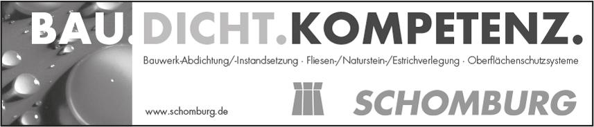 Schomburg GmbH