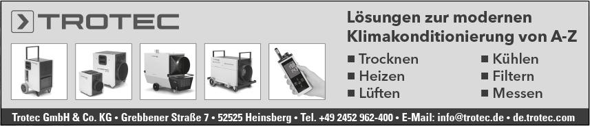 TROTEC GmbH & Co KG