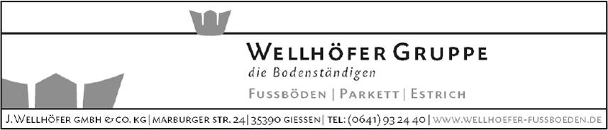 Wellhöfer Fußböden GmbH & Co. KG