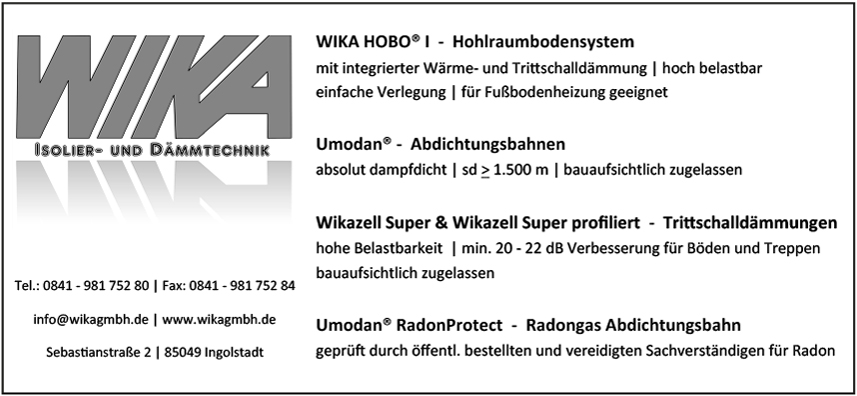 WIKA Isolier- und Dämmtechnik GmbH