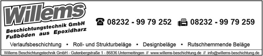 Willems Beschichtungstechnik GmbH