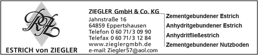 Ziegler GmbH & Co. KG